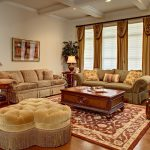 Country Style Living Room Vintage