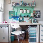 Craft Room Storage Ideas for Small Spaces