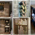 Creative Storage Ideas Wood
