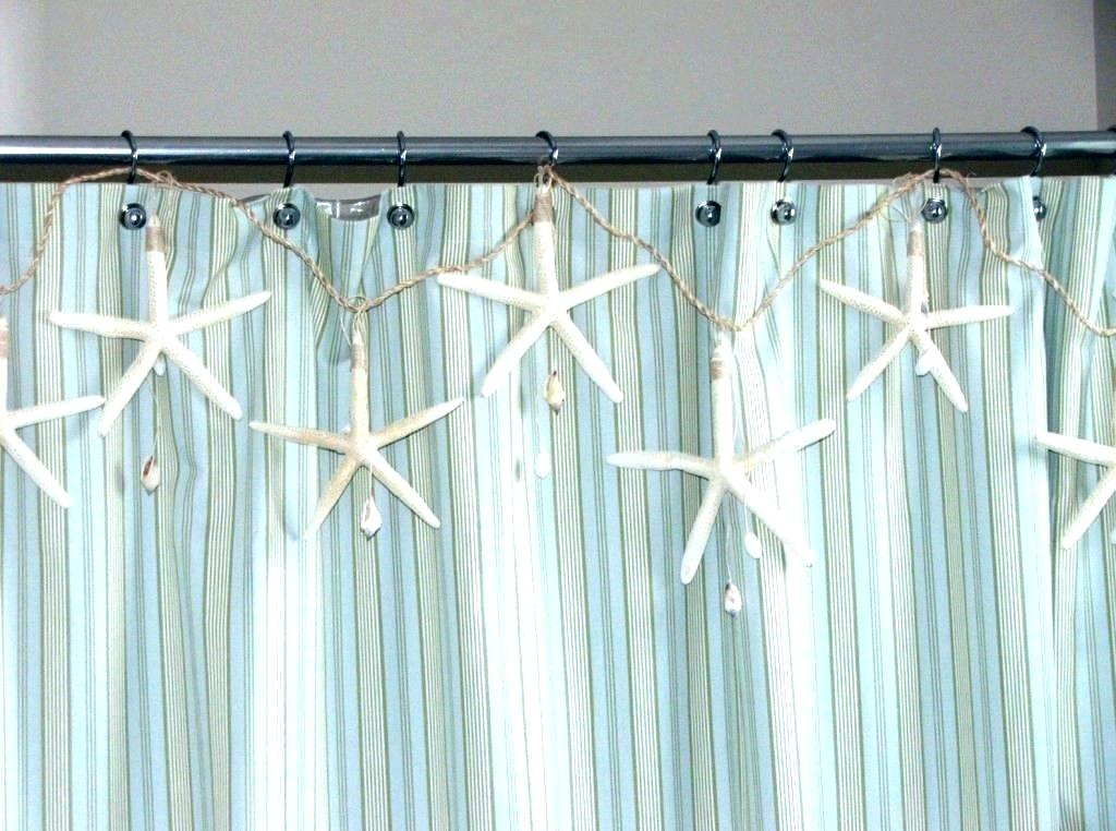 Image of: Curtain Accessories Beach