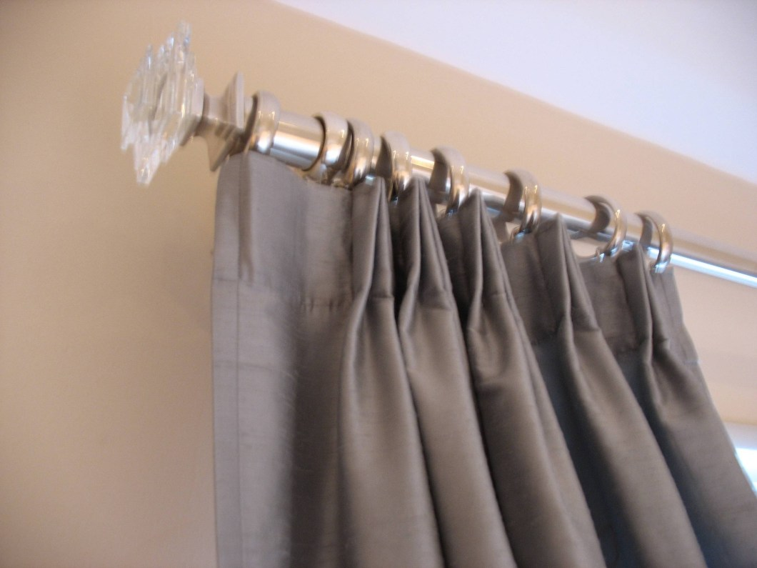 Image of: Curtain Accessories Bronze