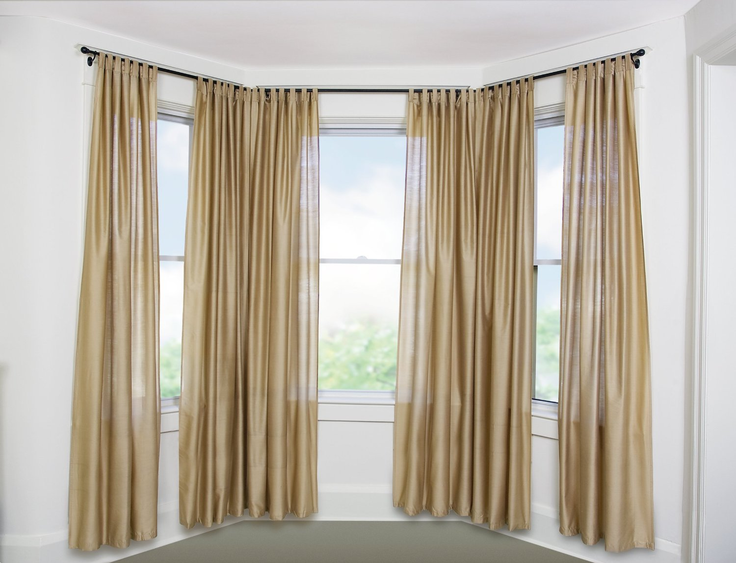 Image of: Curtain Accessories Rods