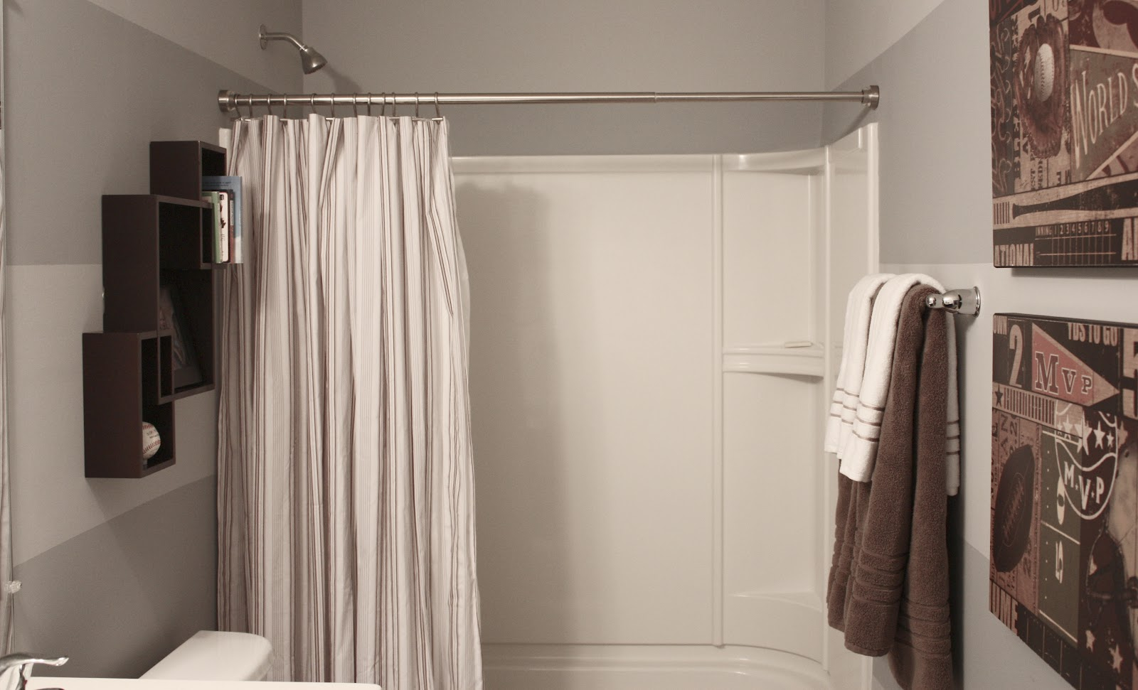 Image of: Curtain Accessories Shower