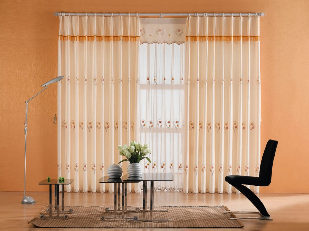 Image of: Curtain Accessories Window