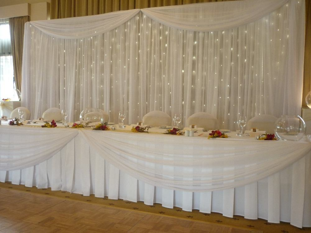 Curtain Backdrop For Party