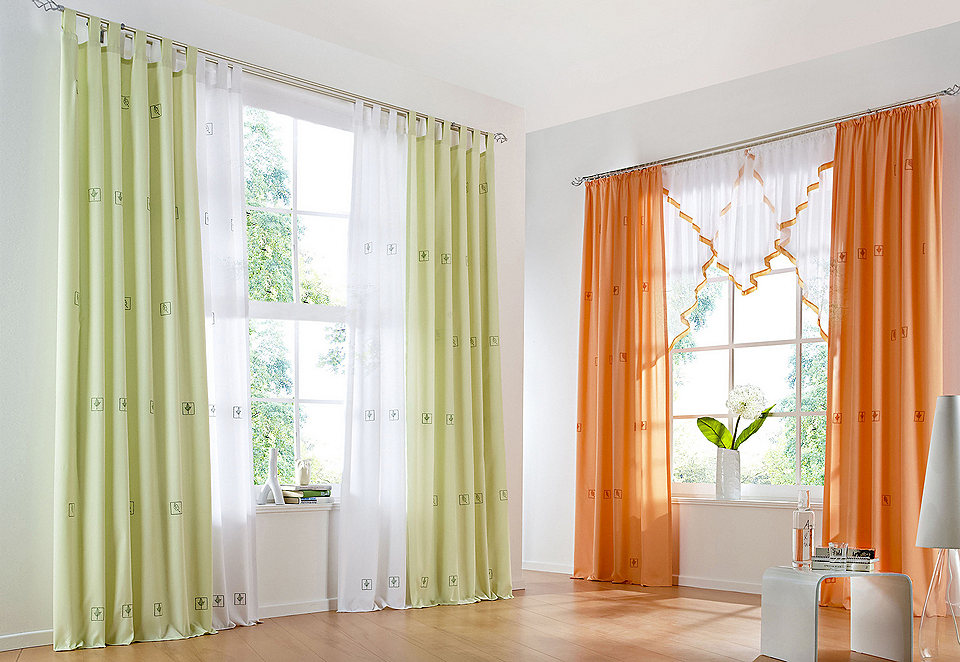 Image of: Curtain Designs Awesome