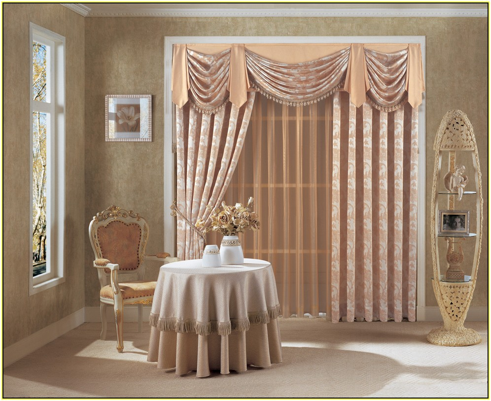Image of: Curtain Designs Best