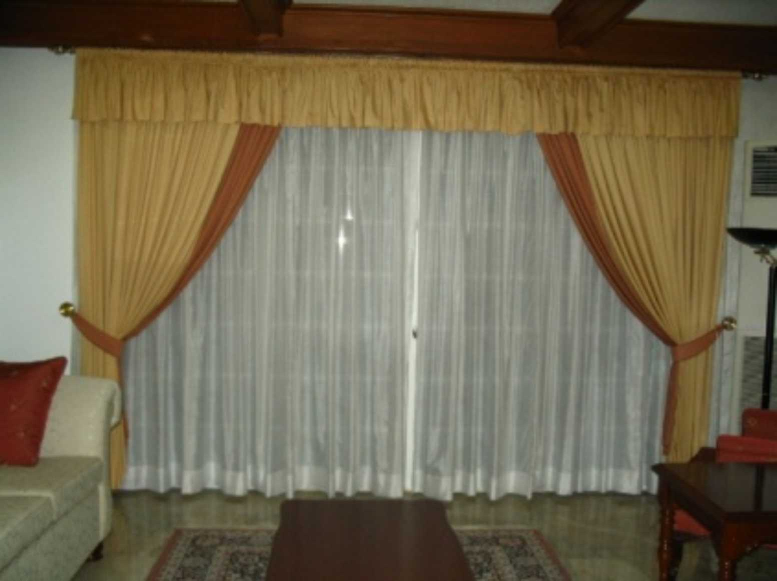 Image of: Curtain Designs Elegant