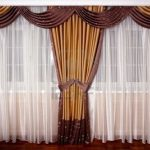 Curtain Designs Gold