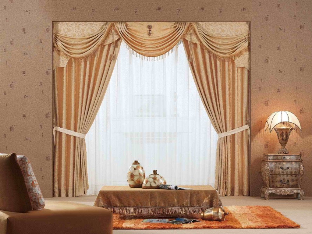 Image of: Curtain Designs Ideas