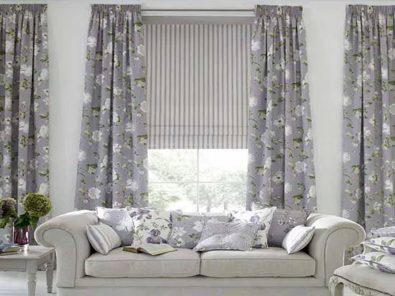 Image of: Curtain Ideas For Living Room Design
