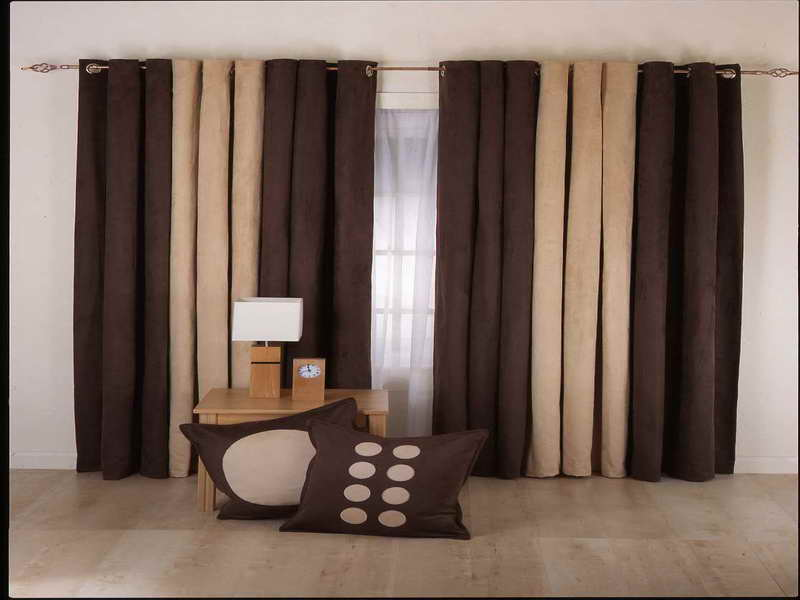 Image of: Curtain Ideas For Living Room Simple