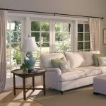 Curtain Ideas For Living Room White