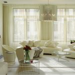 Curtains Living Room Simple