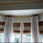 Curved Window Curtain Rod Simple