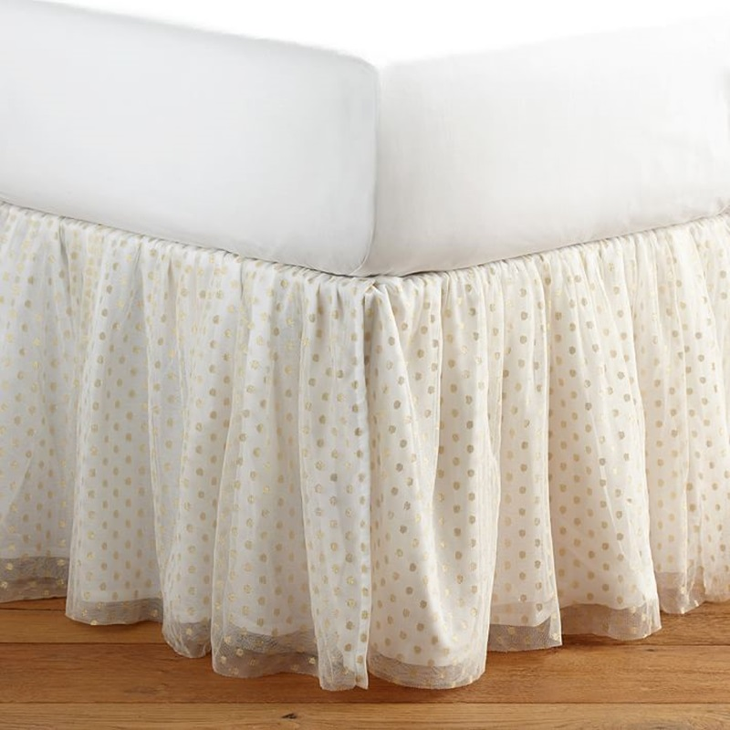 Image of: Cute Bed Skirt Alternatives