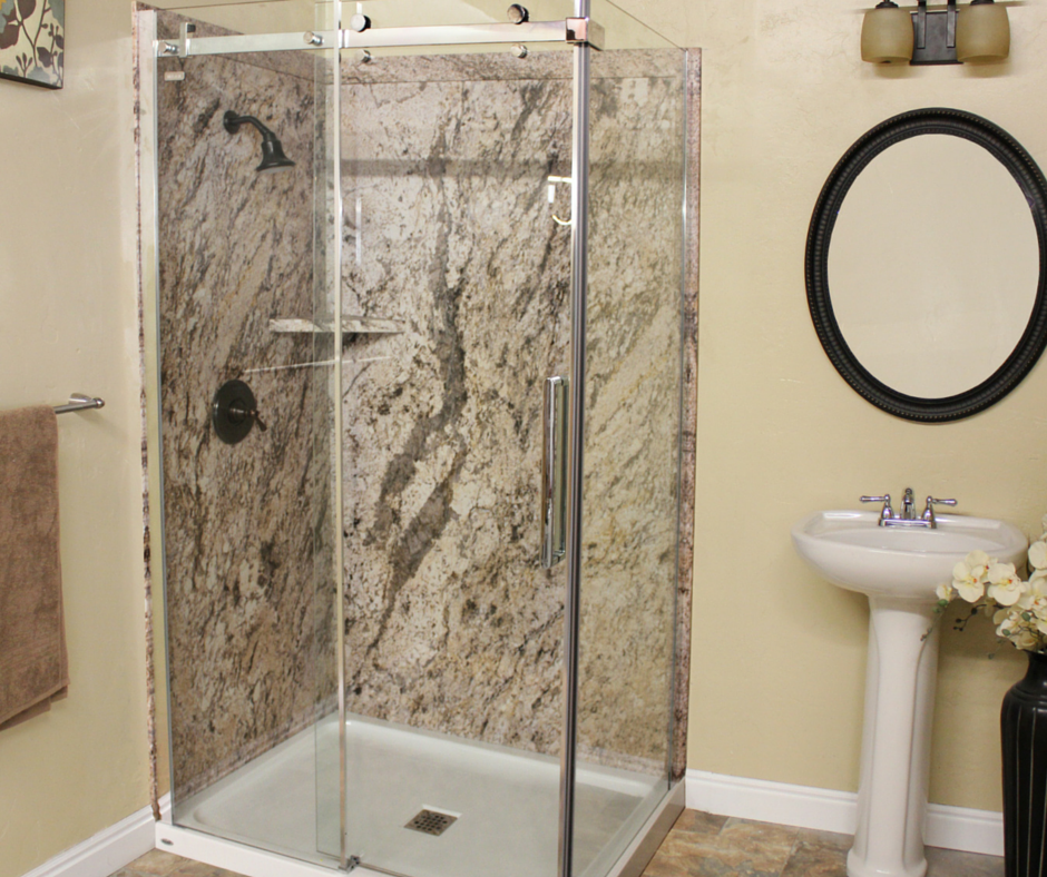 Image of: Cute Shower Wall Panels