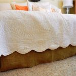 Daybed Gold Bed Skirt