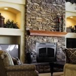 Decorating a Living Room Fireplace