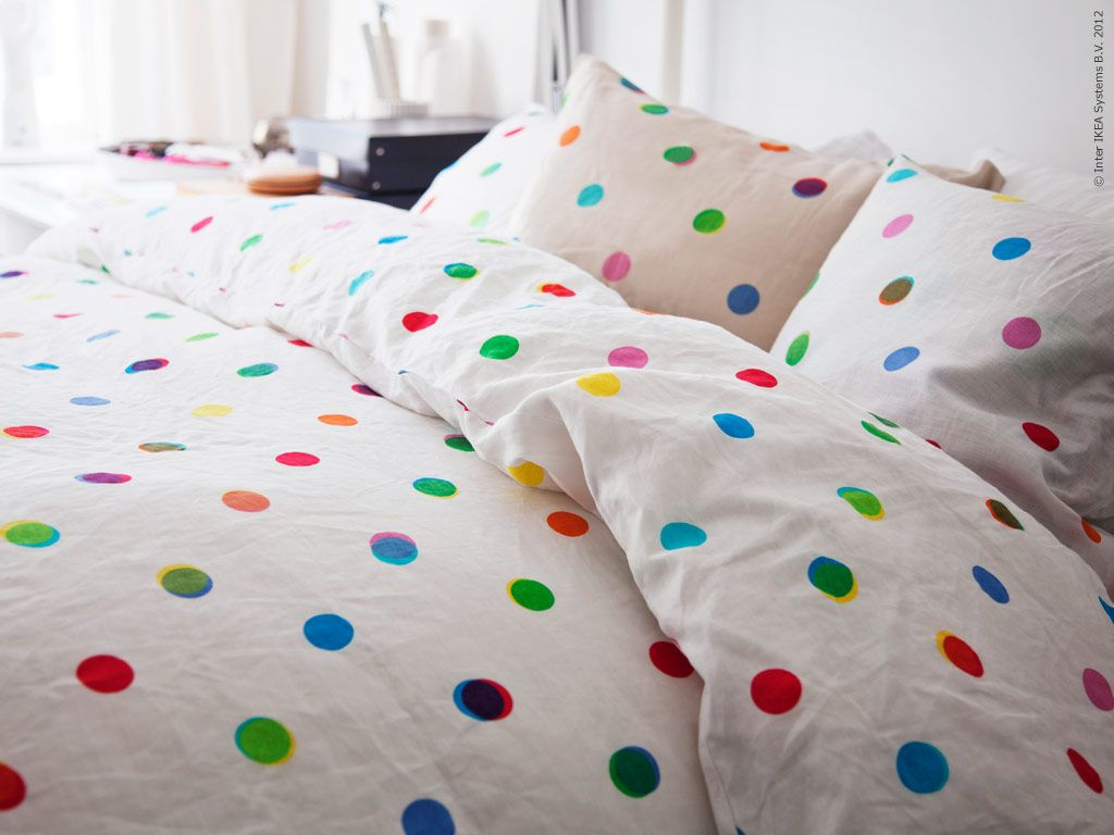 Dot Bed Skirt Pins