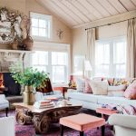 Farmhouse Living Room Decorating Ideas Unique