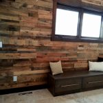 Faux Reclaimed Wood Wall Panels