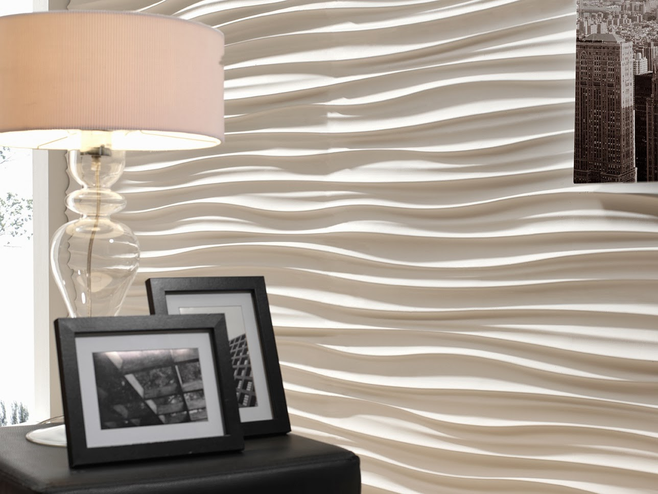 Image of: Faux Wall Panels Design