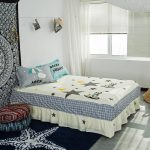 Fitted Bed Skirt Kids