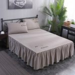 Fitted Bed Skirt Ruffle