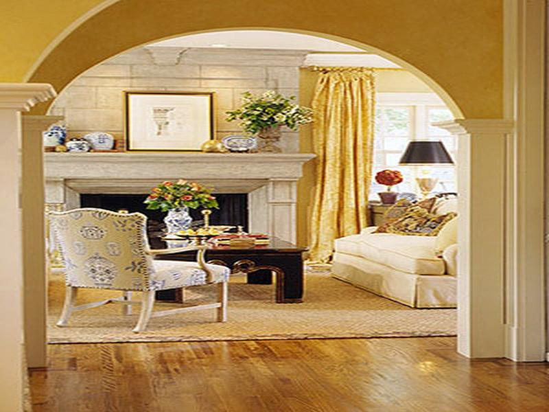 Image of: French Country Living Room Ideas Royal