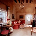 French Country Living Room Ideas Simple