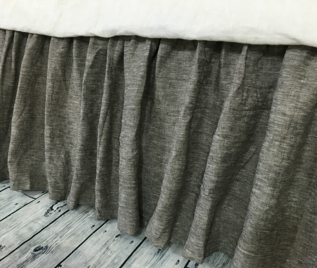 Gray Bed Skirt Type