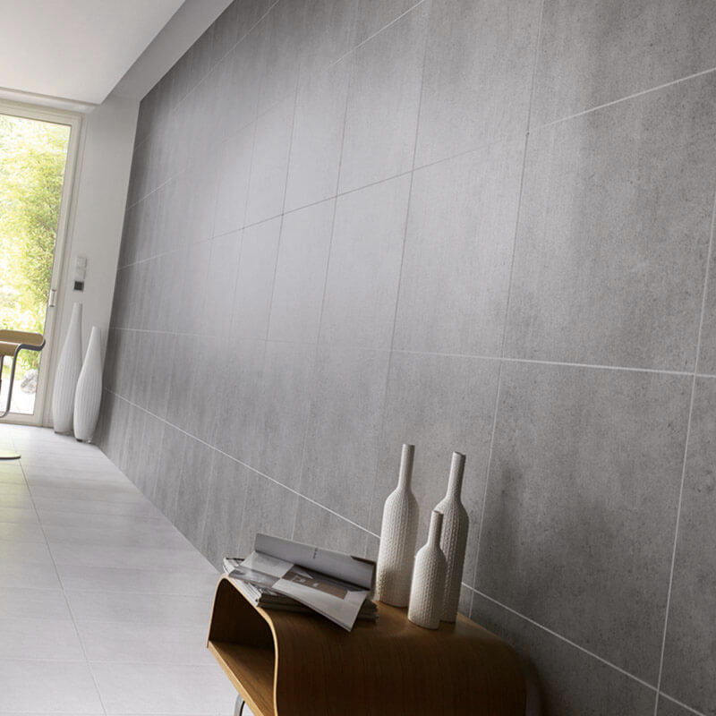 Image of: Gray Concrete Wall Panels