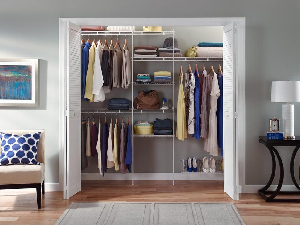 Image of: Great Clothes Storage Ideas