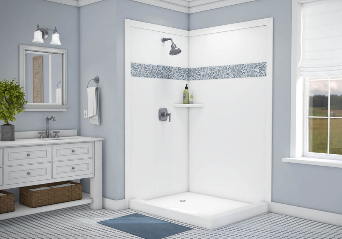 Image of: Great Shower Wall Panels