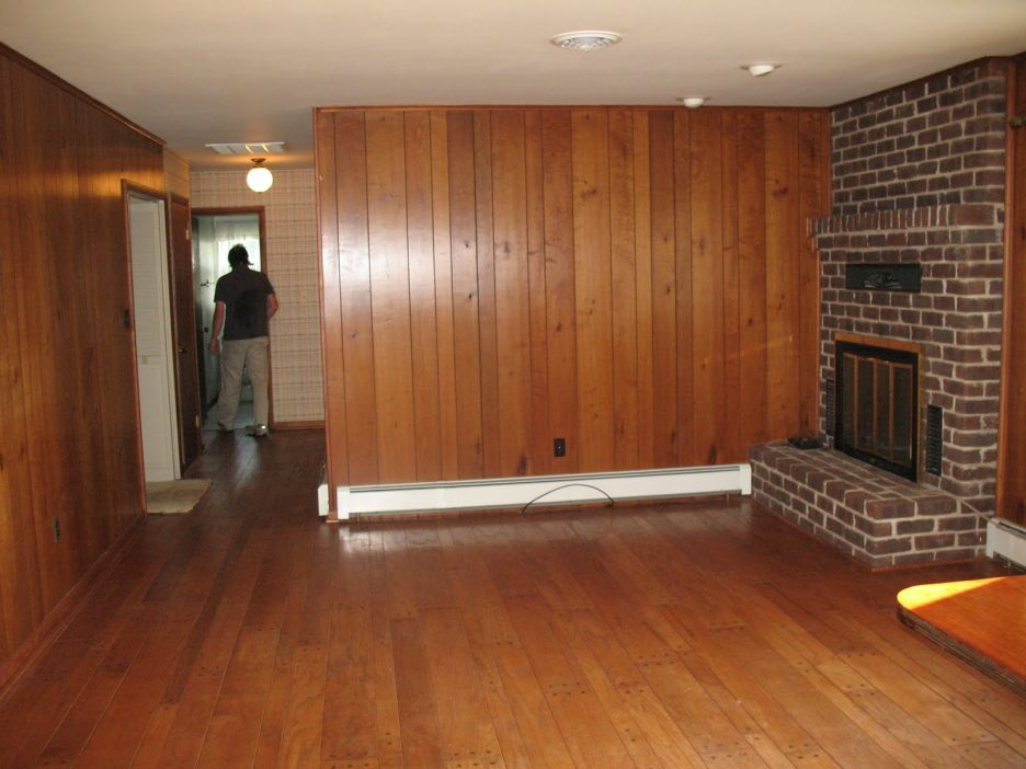 Image of: Great Wood Wall Panels