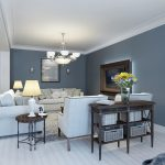 Grey and Brown Living Room Awesome