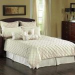 Home Gold Bed Skirt