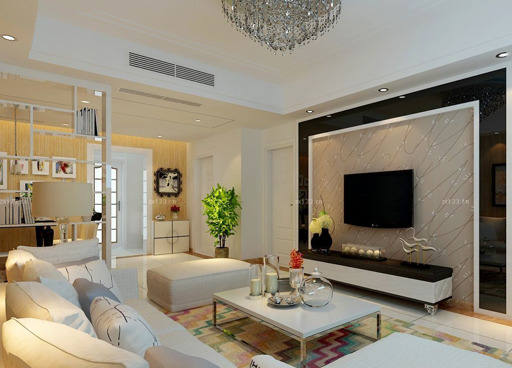 Image of: Ideas For Living Room Interior