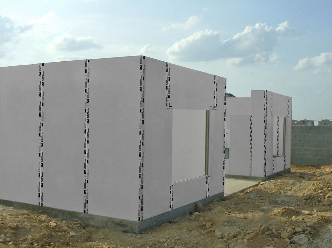 Image of: Insulated Wall Panels Composite