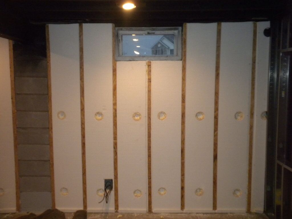 Image of: Insulated Wall Panels Finishing