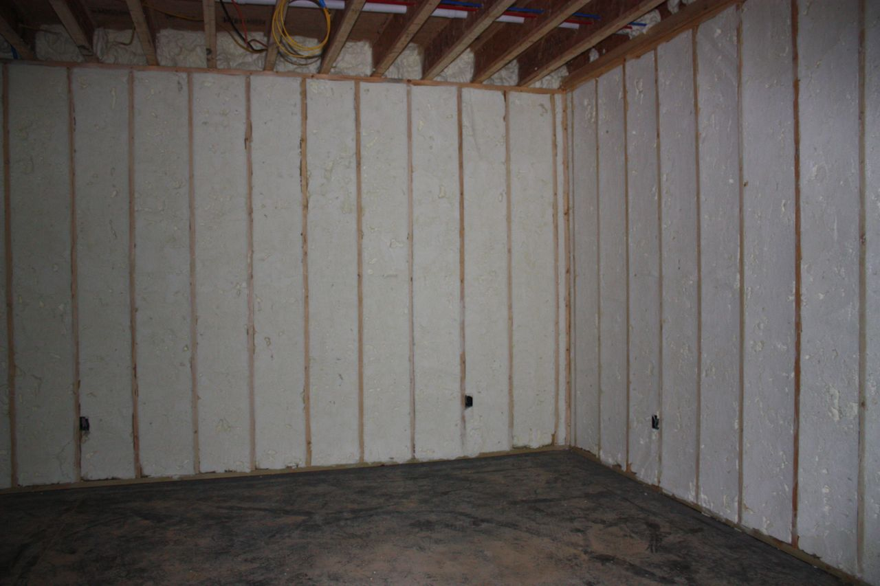 Image of: Insulated Wall Panels Interior