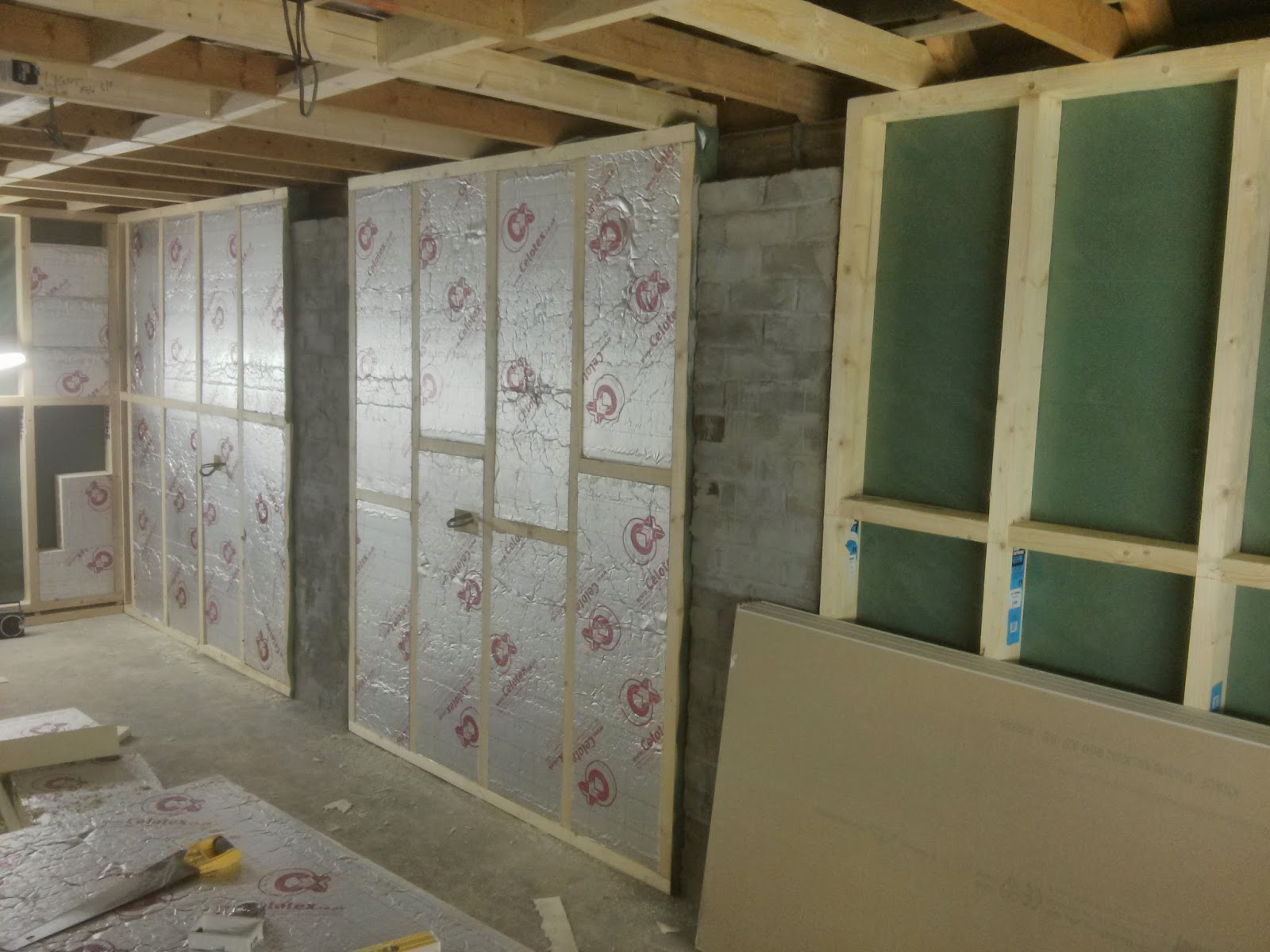 Insulated Wall Panels Plans