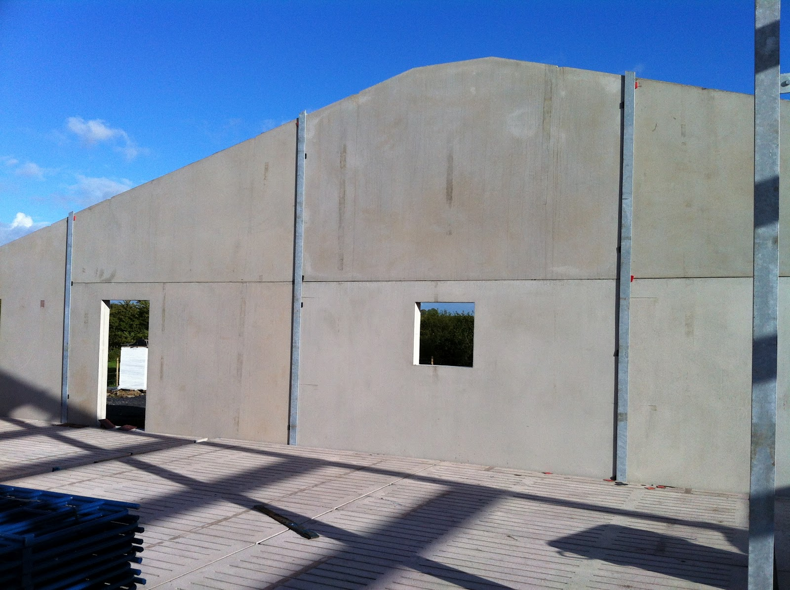 Image of: Insulated Wall Panels Popular
