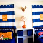 Kid Bedroom Curtain Interior