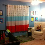 Kid Bedroom Curtain Room