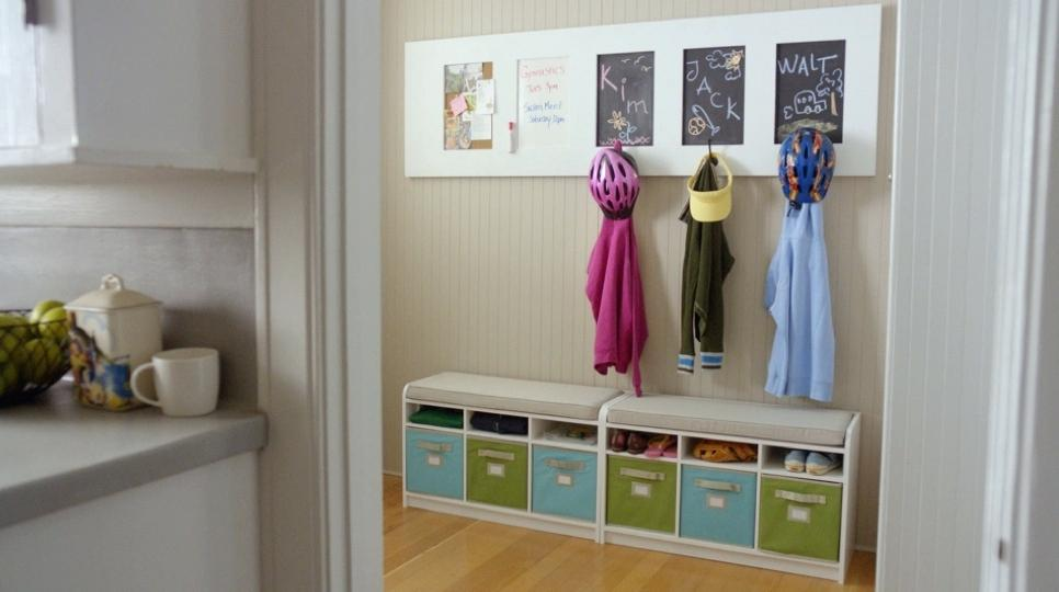 Image of: Kids Boot Storage Ideas