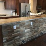 Kitchen Reclaimed Wood Wall Panels