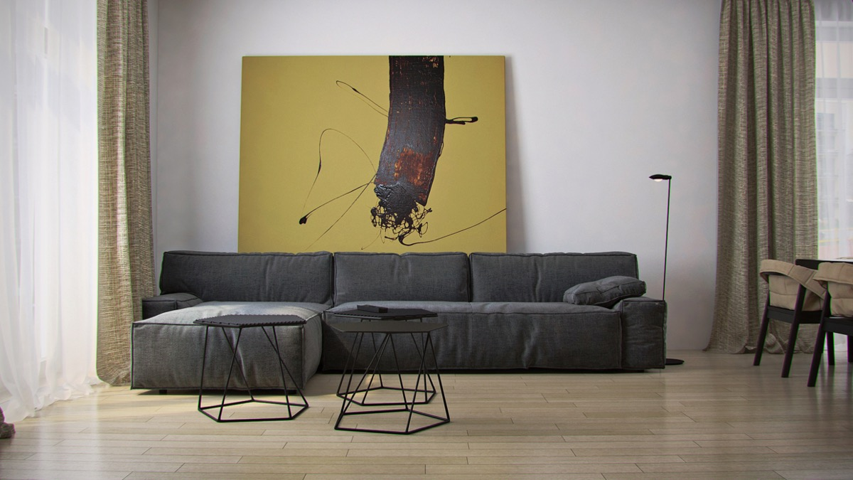 Large Wall Art for Living Room Inspiration