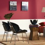 Living Room Colors 2018 Red